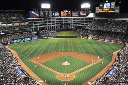 Arlington Baseball Stadium