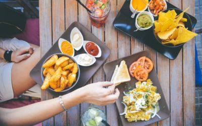 Five Restaurants to Try Near UTA