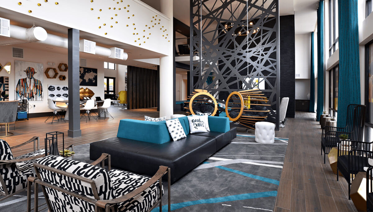 Liv+ | Student Apartments in Arlington Near UTA