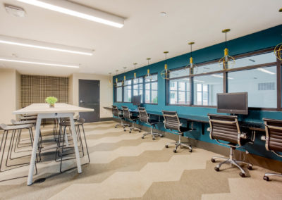 Computer Room at Liv+ Arlington